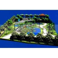 景观设计-景观3d模型下载