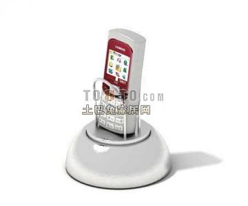手机展示架