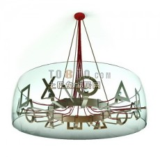 2008国外精品灯具(9)20-5套3d模型下载