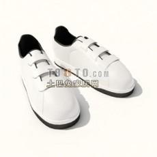 女士鞋子3d模型下载