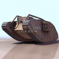 94坦克3d模型下载