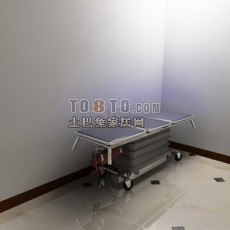 医院3d模型下载