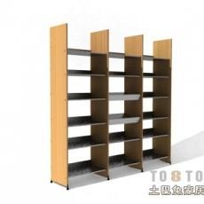 办公柜子3d模型下载