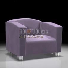 办公家具0023d模型下载