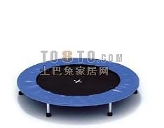 体育健身器材-乒乓球桌7套3d模型下载