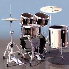 乐器1-14套3d模型下载