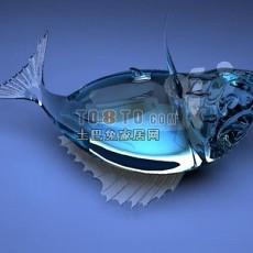 动物1-鱼15套3d模型下载