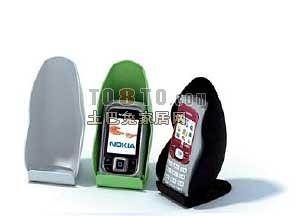 手机支架3d模型下载