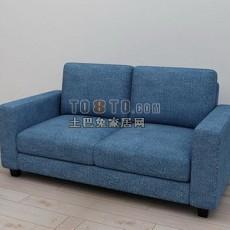 家具-沙发33-6套3d模型下载