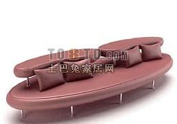国外精品沙发14-5套3d模型下载