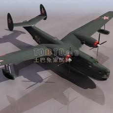 战斗机素材413d模型下载