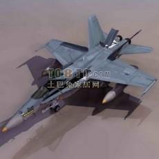 战斗机素材3d模型下载