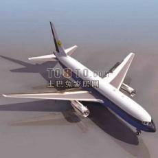 运输机、客机、飞机max13d模型下载