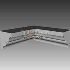 欧式构件008(85套)3d模型下载