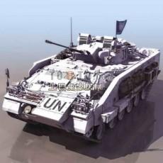 坦克兵器素材13d模型下载