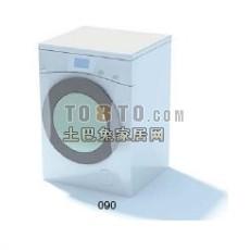 洗衣机3d模型下载