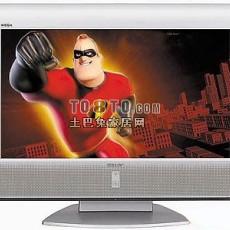 电视3d模型下载