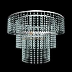 欧式圆形吊灯3d模型下载