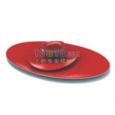 餐盘3d模型下载