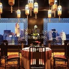 古典餐厅3d模型下载