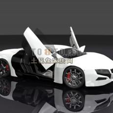 迷你汽车3d模型下载