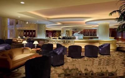 酒吧3D模型下载1