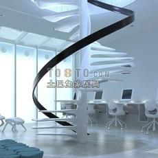 地板513d模型下载