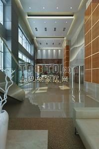 家具展厅设计3d模型下载