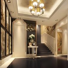 楼梯单个扶手3d模型下载