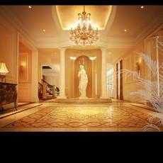 门厅 3d模型下载