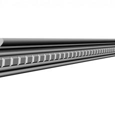 键盘型欧式石膏线构件3d模型下载