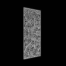 隔断构件3d模型下载