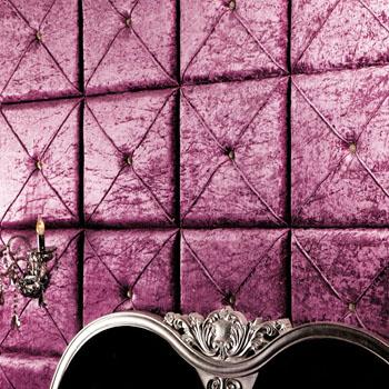室内紫色沙发背景墙3d模型下载