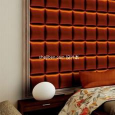 卧室软包3d模型下载