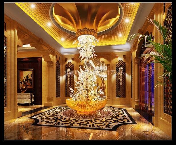 酒店大厅3d模型免费下载网站