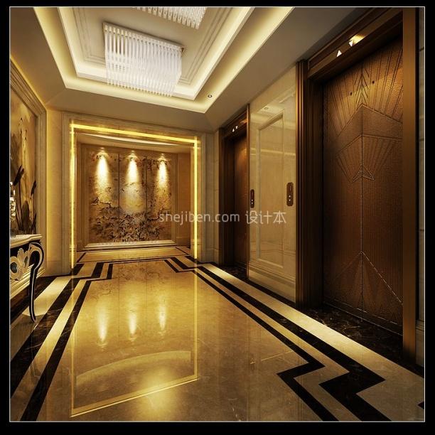 电梯出口3d模型下载网站
