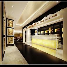 沸腾鱼乡餐馆3d模型下载