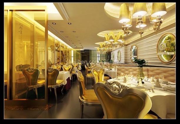 高档餐厅3d模型下载网站