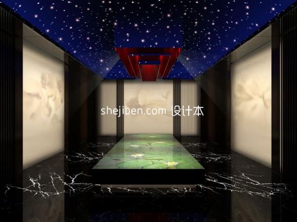 KTV歌舞厅3d模型免费下载