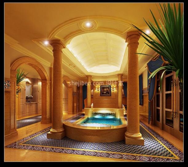 高档酒店3d模型下载网站