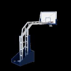 专用篮球架3d模型下载