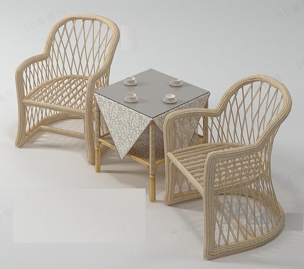 休闲椅组合
