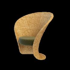 藤椅沙发3d模型下载