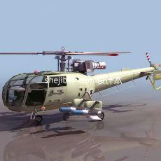 军事武器3d模型下载