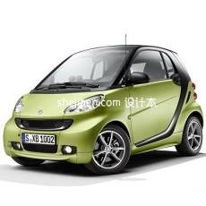 北京现代车3d模型下载