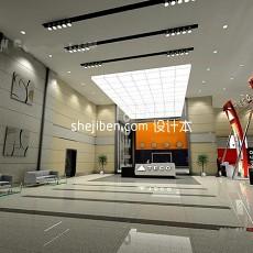 商业展厅3d模型下载