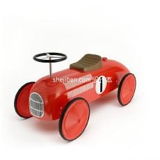 儿童玩具赛车3d模型下载