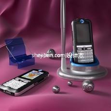紫色壁纸贴图背景手机3d模型下载