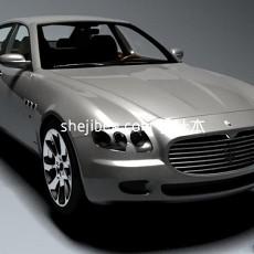 尚酷汽车3d模型下载