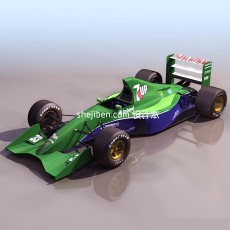 极速赛车3d模型下载